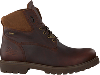 Brune PANAMA JACK Snørestøvler AMUR GTX C10  - medium