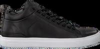 Sorte BLACKSTONE Lavskaftede sneakers SG29  - medium