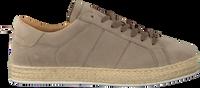 Taupe VERTON Lavskaftede sneakers 9933  - medium