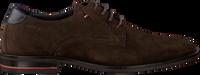 Brune TOMMY HILFIGER Chikke sko SIGNATURE HILFIGER SHOE  - medium