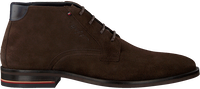 Brune TOMMY HILFIGER Chikke sko SIGNATURE HILFIGER BOOT  - medium