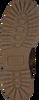 Brune OMODA Snørestøvler ALL518E6LABRWNOM  - small