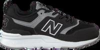 Sorte NEW BALANCE Lavskaftede sneakers PR997 M  - medium