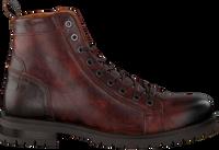 Brune GROTESQUE Snørestøvler PIOLETE 3  - medium