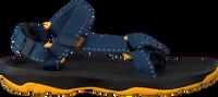 Blå TEVA Sandaler 1019390 C/T/Y HURRICANE XLT 2  - medium