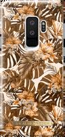 Brune IDEAL OF SWEDEN Covers til telefon og tablet FASHION CASE GALAXY S9 PLUS  - medium