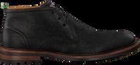 Sorte FLORIS VAN BOMMEL Snørestøvler 20090  - medium