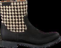 Sorte OMODA Ankelstøvler OM119671  - medium