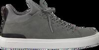 Grå BLACKSTONE Lavskaftede sneakers SG28  - medium