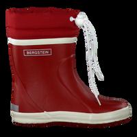 Røde BERGSTEIN Gummistøvler WINTERBOOT  - medium