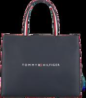 Blå TOMMY HILFIGER Shoppingtaske TOMMY SHOPPING BAG  - medium