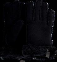 Sorte UGG Handsker SHORTY GLOVE W/TRIM  - medium