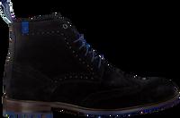 Blå FLORIS VAN BOMMEL Snørestøvler 10506  - medium