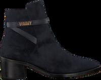 Blå TOMMY HILFIGER Ankelstøvler BLOCK BRANDING MID  - medium