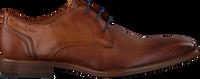 Cognac VAN LIER Chikke sko 1951700  - medium