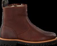 Brune BLACKSTONE Ankelstøvler SG54  - medium