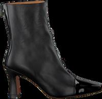 Sorte TORAL Ankelstøvler 12505  - medium
