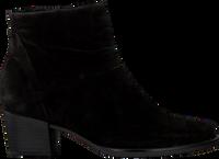 Sorte GABOR Ankelstøvler 833  - medium
