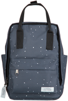 Blå LITTLE INDIANS Rygsæk DOTS BACKPACK  - medium