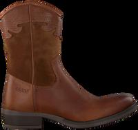 Cognac GIGA Lange støvler G3494  - medium