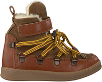 Brune BEAR & MEES Snørestøvler B&M SNOWBOATS  - medium