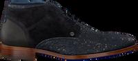 Blå REHAB Chikke sko SALVADOR FANTASY  - medium