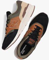 Beige NEW BALANCE Lavskaftede sneakers CM997  - medium