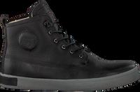 Sorte BLACKSTONE Snørestøvler GM06  - medium