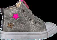 Sølv SHOESME Højskaftede sneakers SH20W020  - medium
