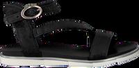 Sorte OMODA Sandaler 740019  - medium