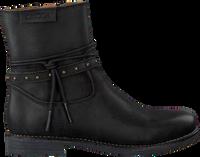Sorte OMODA Ankelstøvler OM120673  - medium