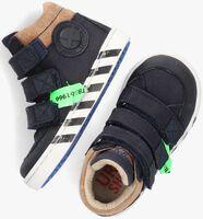 Blå SHOESME Højskaftede sneakers UR21W043  - medium