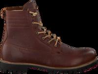 Brune BLACKSTONE Ankelstøvler IM12  - medium
