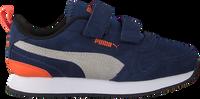 Blå PUMA Lavskaftede sneakers R78 SD V PS  - medium