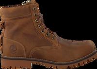 Brune TIMBERLAND Snørestøvler RUGGED 6IN  - medium