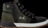 Grønne OMODA Højskaftede sneakers A0F504E6L_BLGNOM  - medium