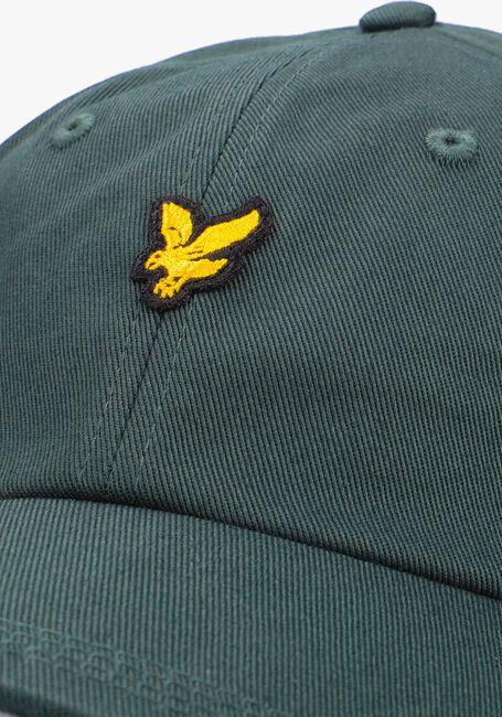 Grønne LYLE & SCOTT Kasketter BASEBALL CAP  - large