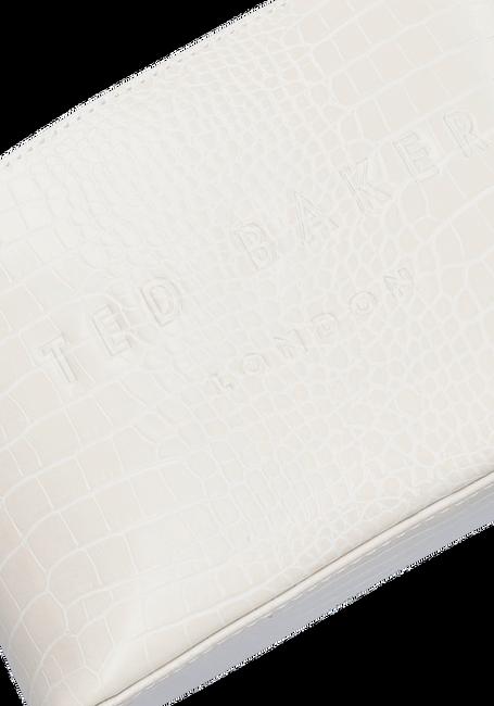 Hvide TED BAKER Toilettasker CROCALA  - large