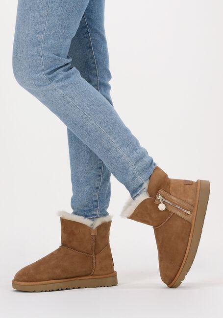 Camel UGG Forede støvler W BAILEY ZIP MINI  - large