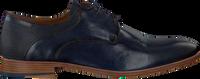 Blå MAZZELTOV Chikke sko 5053  - medium
