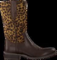 Brune GIGA Lange støvler G3492  - medium