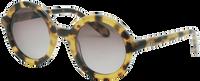 Beige IKKI Solbriller TATE  - medium