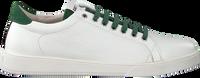 Hvide BLACKSTONE Lavskaftede sneakers RM31  - medium
