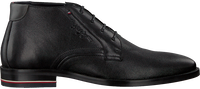 Sorte TOMMY HILFIGER Chikke sko SIGNATURE HILFIGER BOOT  - medium
