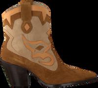 Beige TORAL Ankelstøvler 12365  - medium