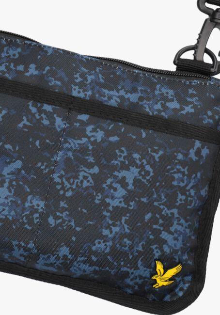Blå LYLE & SCOTT Pung FLAT POUCH  - large