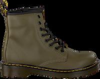 Grønne DR MARTENS Snørestøvler 1460 J ROMARIO  - medium