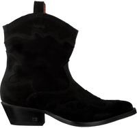 Sorte SCOTCH & SODA Ankelstøvler CORALL  - medium