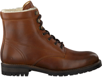 Cognac OMODA Snørestøvler 15 220  - medium