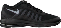 Sorte NIKE Lavskaftede sneakers AIR MAX INVIGOR/PRINT(PS)  - medium